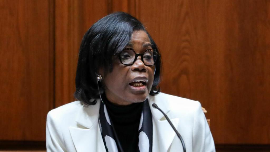 Francisca Van Dunem - Ministra da Justiça