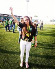 Até ao Fim: Miriam Raquel, adepta do Tondela