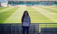 Até ao Fim: Miriam Raquel, adepta do Tondela, no Estádio João Cardoso