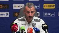 Ivo Vieira comenta importância de a Taça da Liga ter vaga europeia