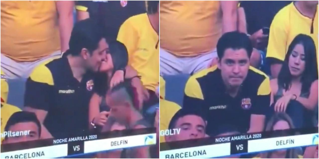 Vídeo viral estraga casamento de adepto filmado a beijar amante | TVI24