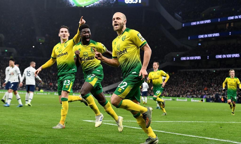 Tottenham-Norwich
