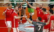 Voleibol: Benfica bate Sporting e vai à final da Supertaça