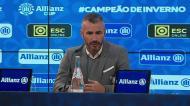 Ivo Vieira: «Temos de ter mais nervo, arreganho, concentração»