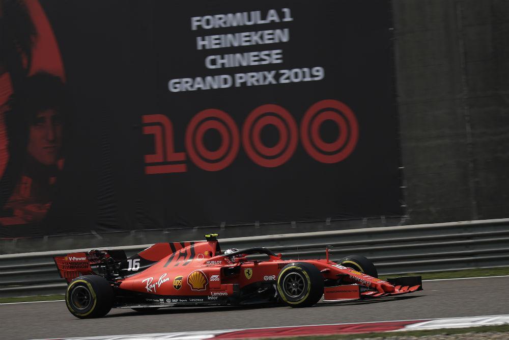GP China de F1 (Associated Press)