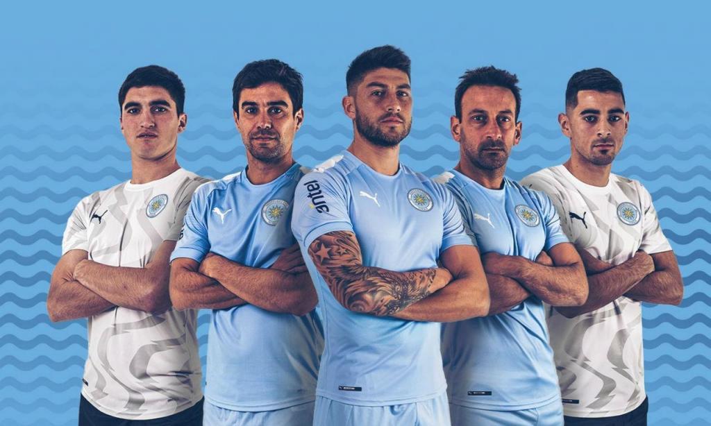 O Montevideo City Torque à imagem do Manchester City