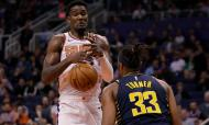 Phoenix Suns-Indiana Pacers