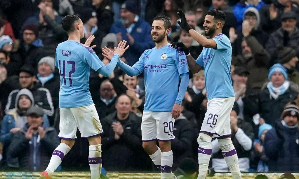 Manchester City-Fulham
