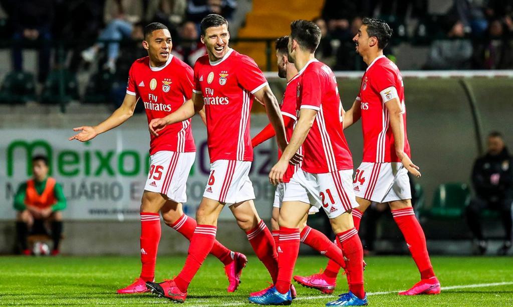 Paços Ferreira-Benfica