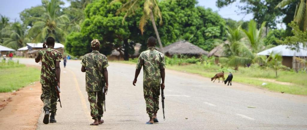 Ataques em Moçambique