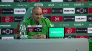 «Jovane e Plata são dois jogadores jovens em quem acreditamos muito»