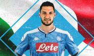 14.º Matteo Politano: Inter Milão-Nápoles (25 milhões de euros)