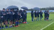Plantel do FC Porto cantou as Janeiras