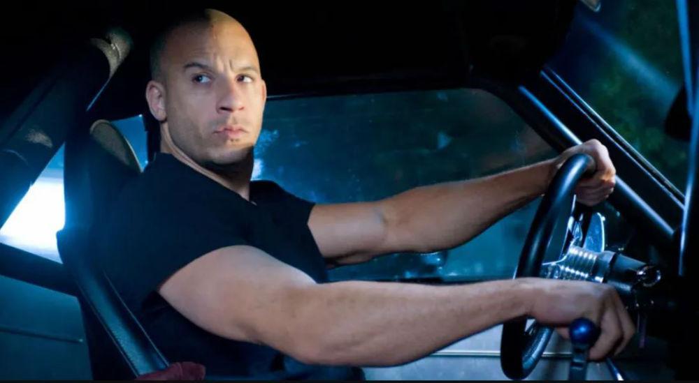 Vin Diesel Velocidade Furiosa 9