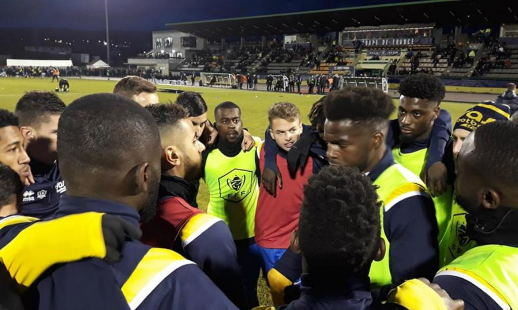 Epinal elimina Lille da Taça de França (SAS Epinal)