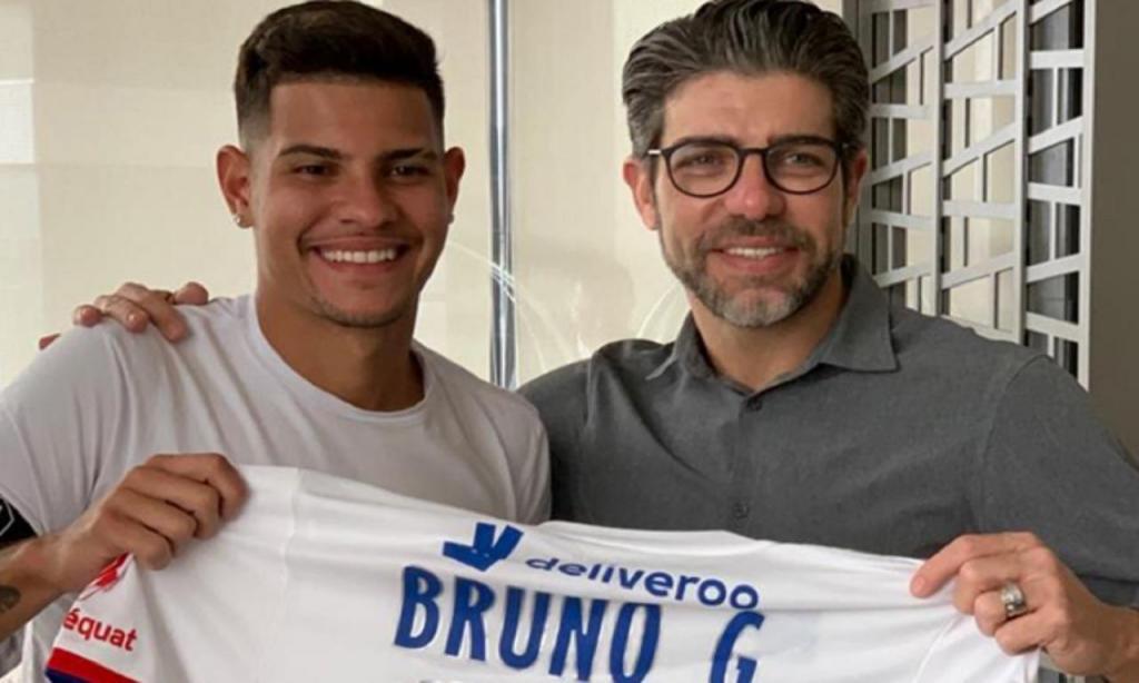 Bruno Guimarães (site Lyon)