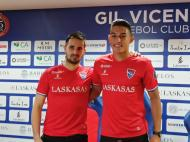 Hugo Vieira e Vítor Carvalho