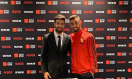Bruno Fernandes e Miguel Pinho (instagram)