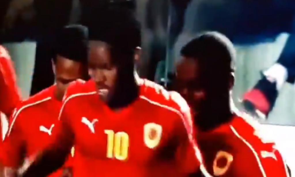 Cabrito e golaço: Ricardinho «apareceu» na CAN de futsal (twitter)