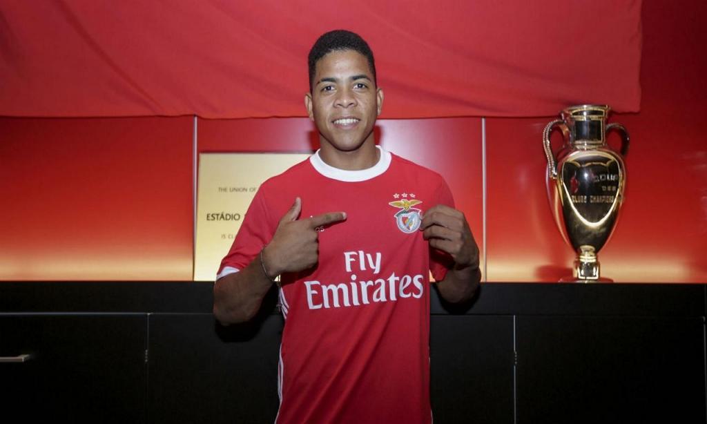 Derlis Mereles (Benfica)