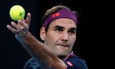 Ténis: operado ao joelho, Federer só volta em 2021