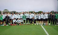 Plantel do Sporting apoia Luiz Phellype