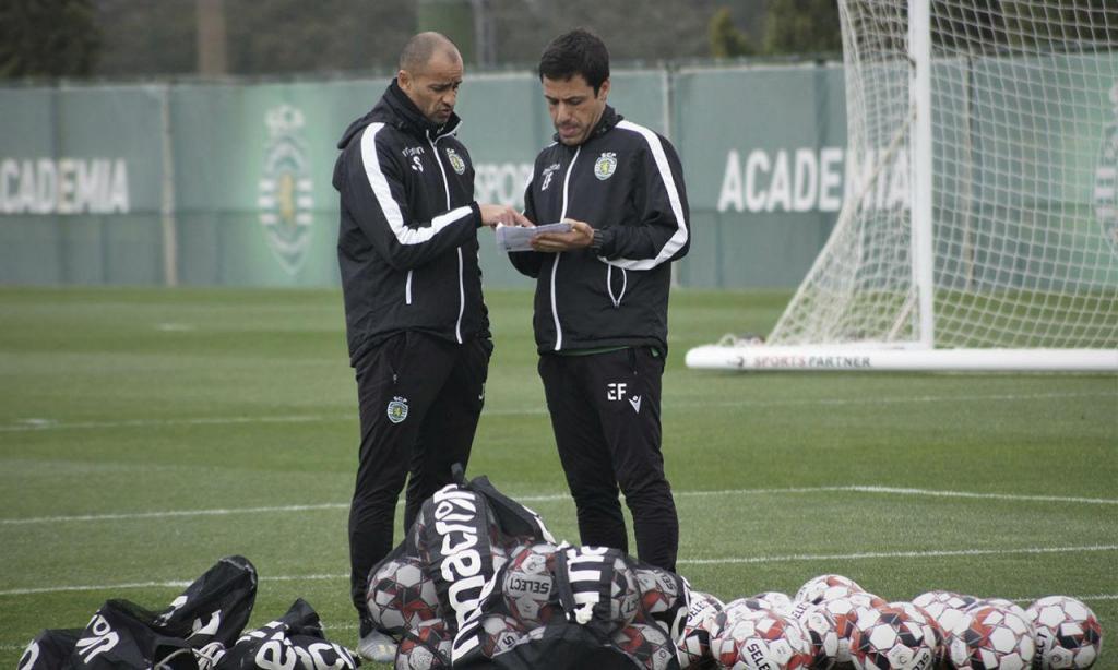 Sporting prepara deslocação a Braga