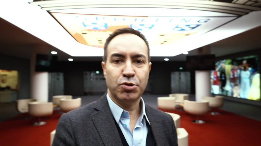 O fantástico vídeo com que o Sp. Braga anunciou Abel Ruiz