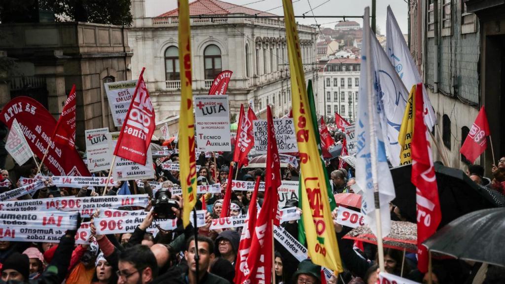 Manifestação da Função Pública