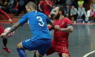 Futsal: Portugal-Finlândia