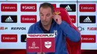 «Todos viram que o Petit não é só um treinador defensivo»