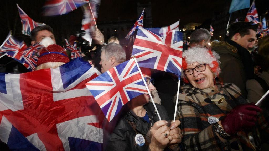 Reino Unido sai da UE