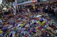Homenagem a Kobe Bryant no Staples Center no jogo dos Lakers