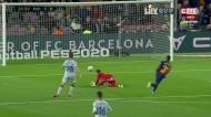 O resumo da vitória do Barça com brilho de Messi e bis de Fati