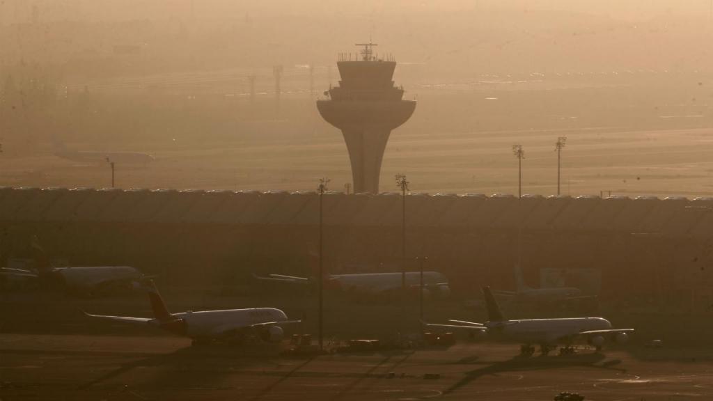 Aeroporto de Madrid - Barajas