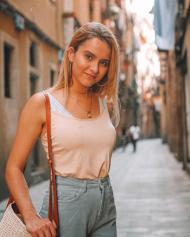 Inês de Castro Mendes (namorada de Nuno Santos, emprestado pelo Benfica ao Moreirense)