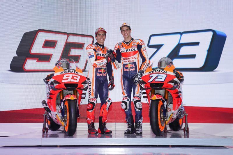 Honda MotoGP 2020 - Marc Márquez e Álex Márquez