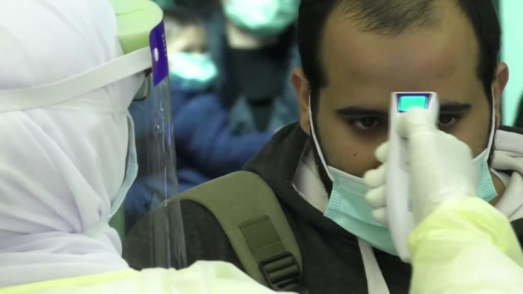 Coronavírus: cidadão belga infetado viajou com os portugueses