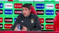 Preparação para o FC Porto? Lage recorda visita ao Sporting