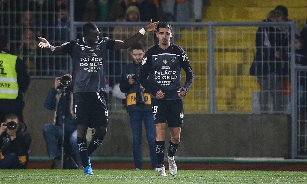 Académico Viseu-FC Porto