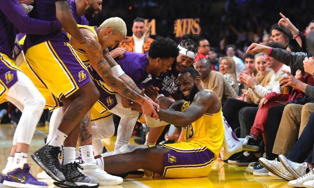 LeBron James (AP Photo/Mark J. Terrill)