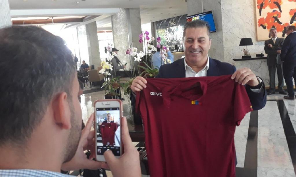 José Peseiro (FVP Oficial)