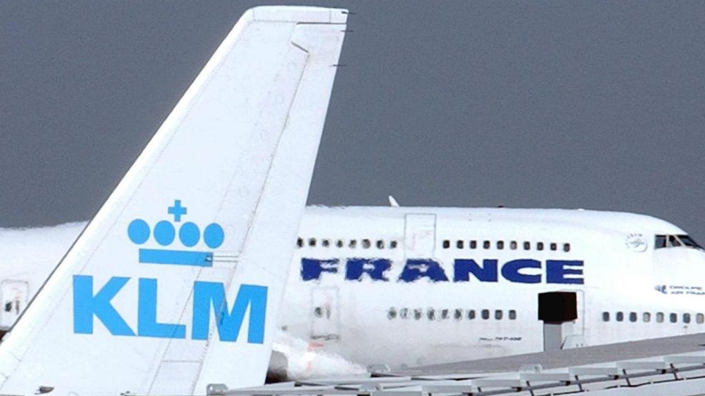 KLM e Air France