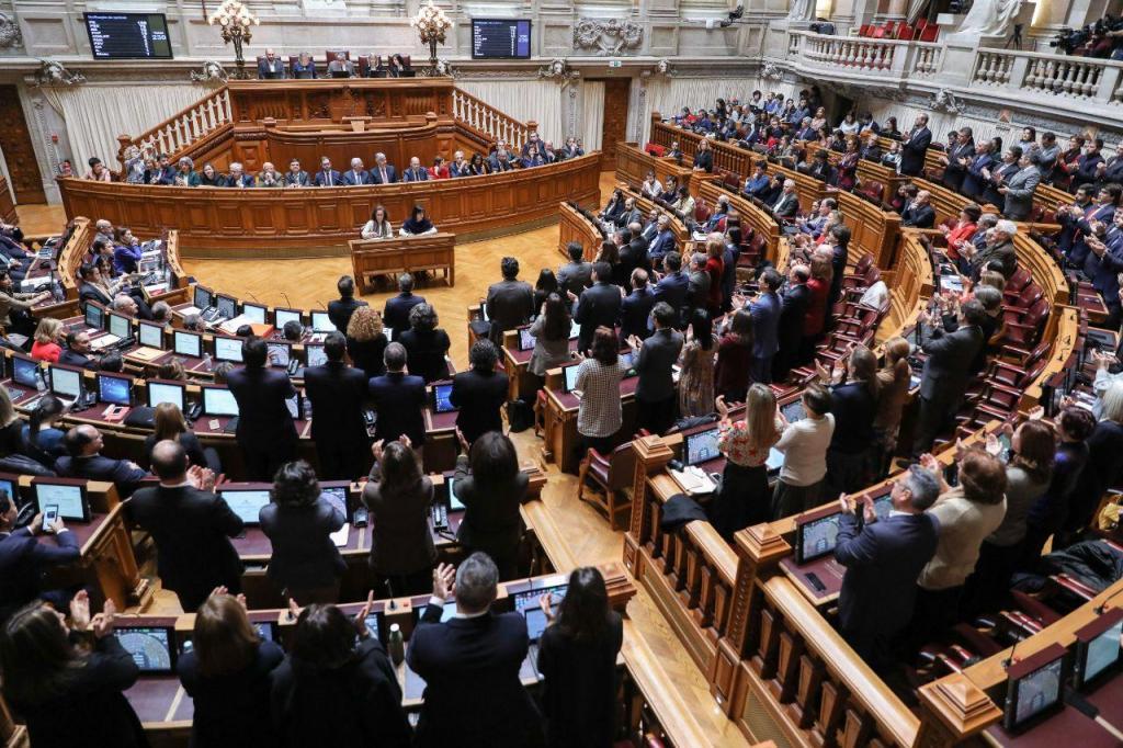 Votação final global do Orçamento do Estado para 2020