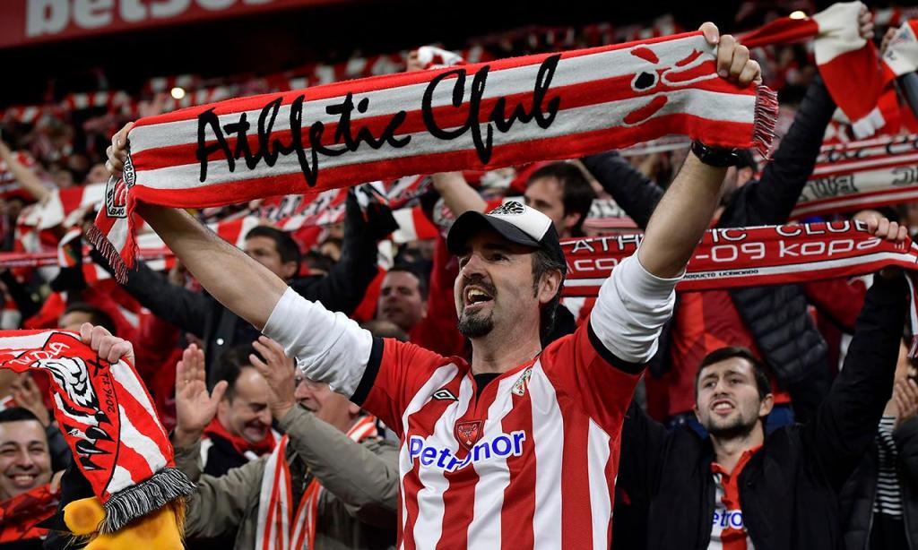 Athletic Bilbao-Barcelona