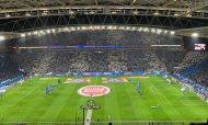 FC Porto-Benfica: coreografia dos adeptos dos portistas (Vítor Maia)
