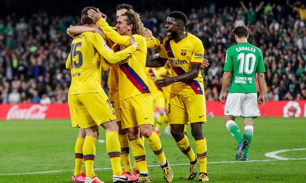 Betis-Barcelona