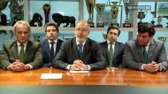 Rogério Alves explica decisão da MAG do Sporting