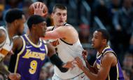 Denver Nuggets-Los Angeles Lakers