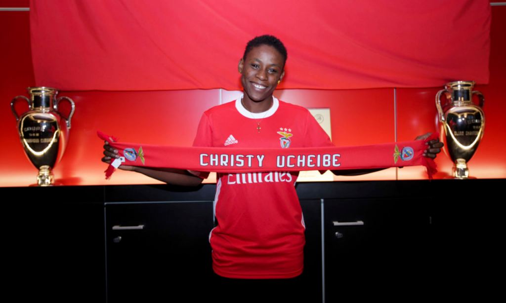 Christy Ucheibe (Benfica)